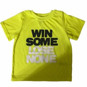 Carter's Boys Sleep T-Shirt Win Some Lose None